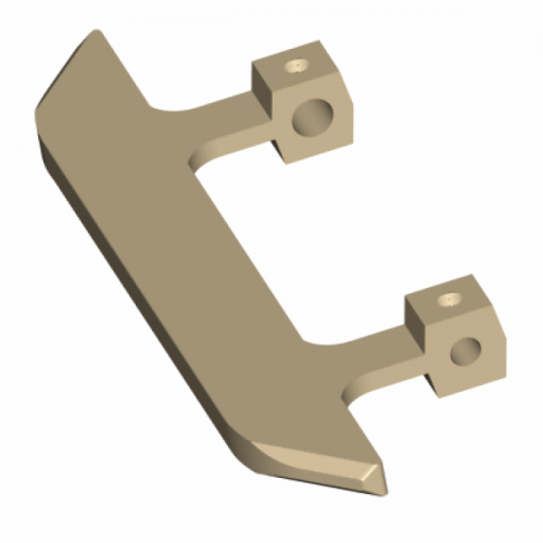 Crane Replacement Handles : Collector shoes
